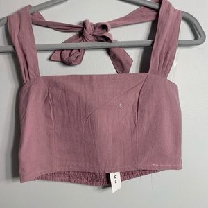 kendall and kyle brand new halter top